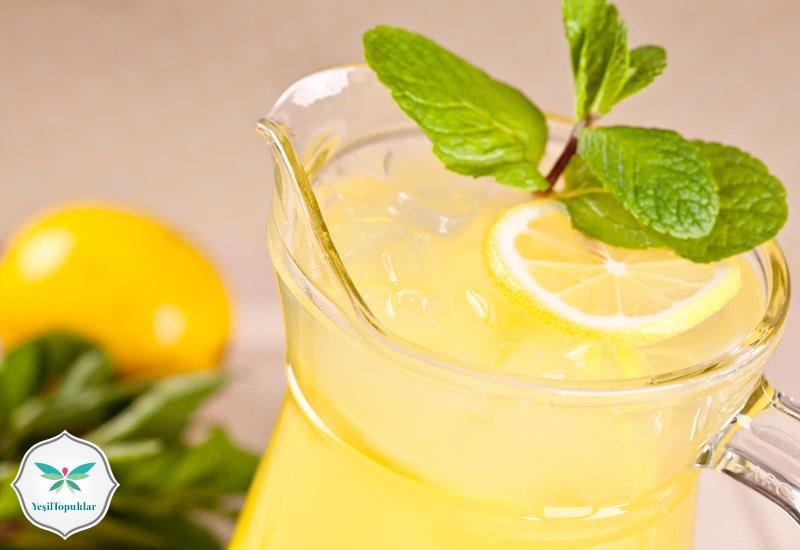 Naneli Limon Şerbeti Tarifi ve Nasıl Yapılır?