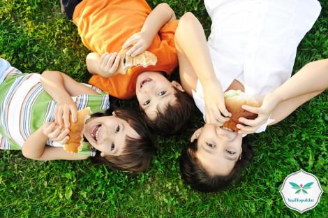 Okul Çağındaki Çocuklar Nasıl Beslenmelidir?