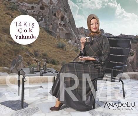 Setrms 2013 - 2014 Sonbahar Kış Anadolu Koleksiyonu