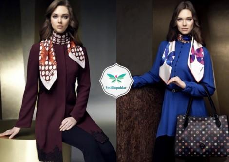 2013 - 2014 Sonbahar-Kış Tesettür Kıyafet Modelleri