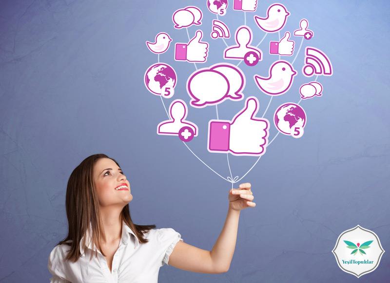 Modern Çağın Günlükleri Sosyal Medya