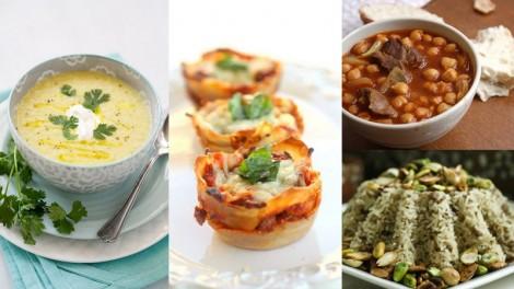 Çorbadan Pilava Akşam Yemeği İçin Menü Önerileri