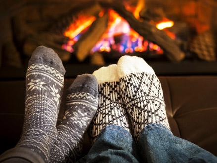 Şöminelerle Evinizi Sıcak Bir Yuvaya Dönüştürün!