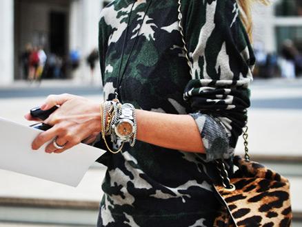 Kamuflaj Desenli Kıyafetler Nasıl Giyilir?