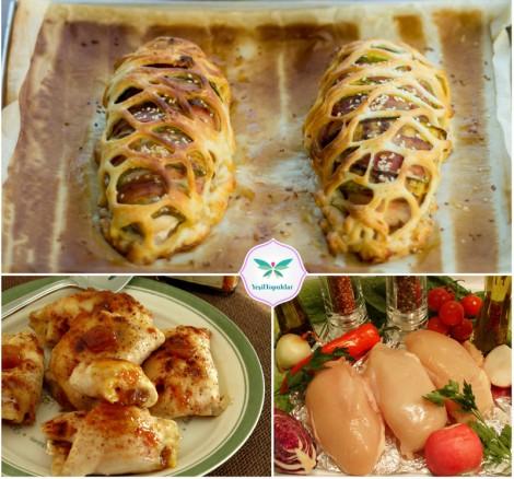 Akşam Yemeği İçin Tavuk Yemekleri ve Tarifleri