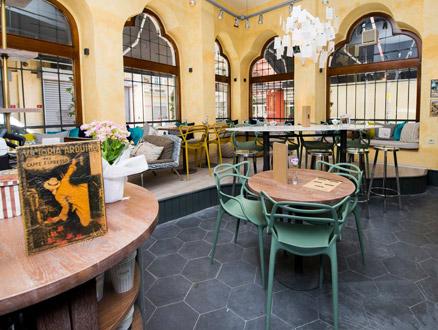 Karaköy'ün En Yeni Mekanı Dem Cafe