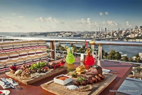 Alkolsüz Mekanlar Hüsn-ü Ala Cafe Restaurant