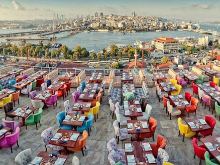 """Süleymaniye'nin Sevilen Mekanı """"Hüsn-ü Âlâ"""""""