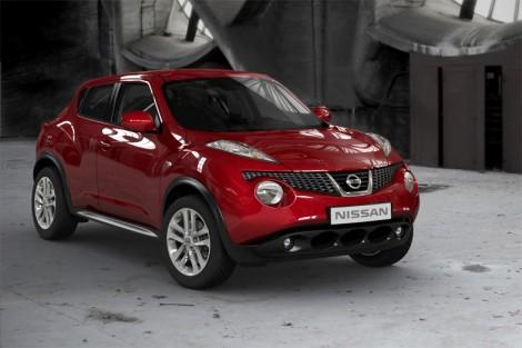 Kadınlara Uygun Araba Modelleri Nissan Juke