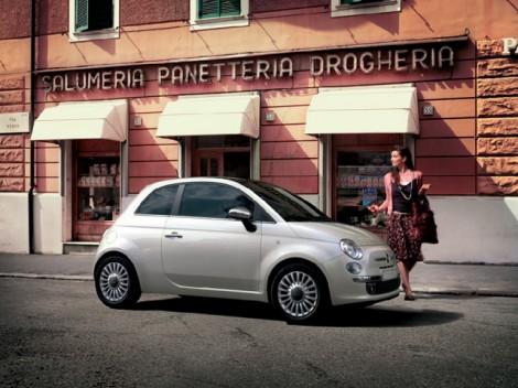 Kadınlara Uygun Otomobil Modelleri Fiat 500