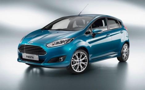 Kadınlara Uygun Otomobil Modelleri Ford Fiesta