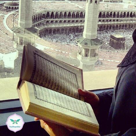 Kur'an'da Üzerine Yemin Edilen On Mübarek Gece Yarın Başlıyor