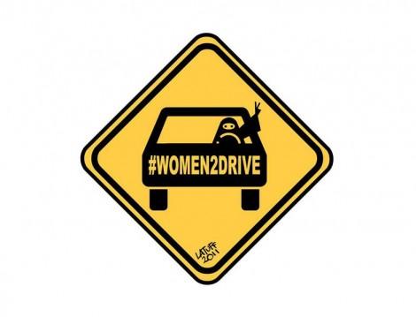 Müslüman Kadınlara Araba Kullanma Yasağı