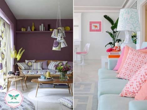 Keyifle Kullanabileceğiniz, Oturma Odası Dekorasyon Önerileri