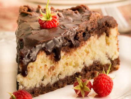 Süzme Peynirin Ayrı Bir Lezzet Kattığı Çikolatalı Cheesecake Tarifi
