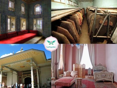 Topkapı Sarayı Mimarisi