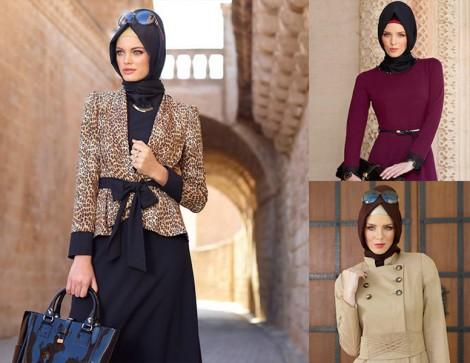 Alvina Giyim 2014 Sonbahar-Kış Modelleri