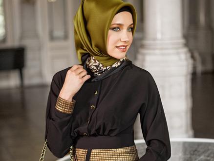 Armine 2014 Sonbahar-Kış Tesettür Takım Modelleri