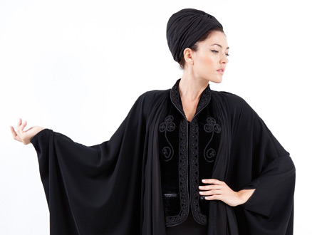 Das Collection'dan Ferace ve Abaya Modelleri