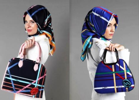 Evitare Eşarp ve Şal Modelleri 2014