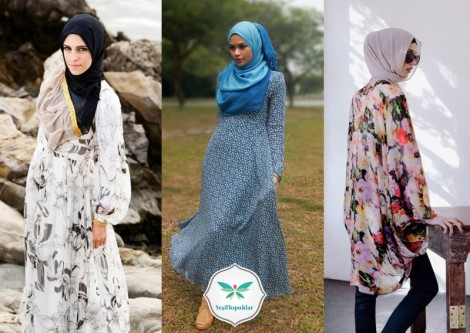 Floral Desenli Elbiseler Nasıl Giyilir?
