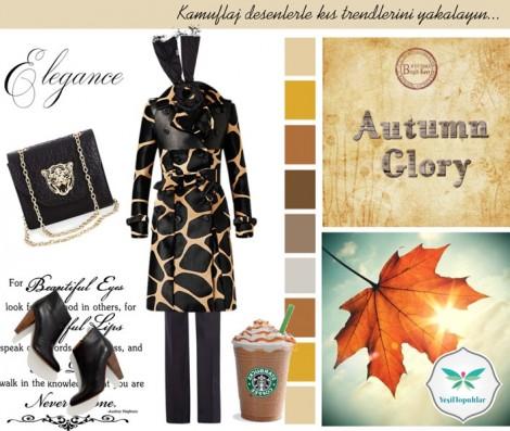 2014 Trendi Kamuflaj Desenler Nasıl Giyilir?