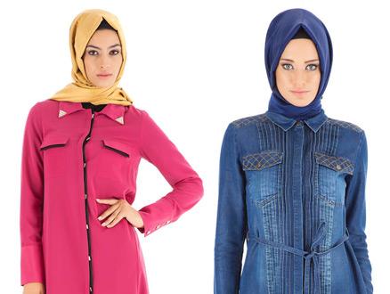 Kayra 2013-2014 Sonbahar Kış Tunik Modelleri