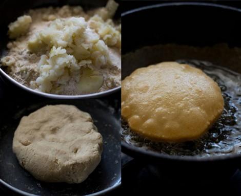 Çıtır Çıtır Bir Tarif; Patatesli Hamur Kızartması