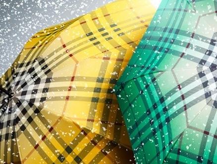 Rengarenk Şemsiyelerle Yağmurun Tadını Çıkarın!
