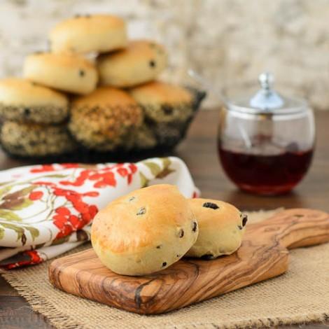 Atıştırmalık Peynirli ve Baharatlı Çörek Tarifleri