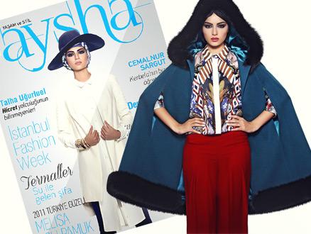 Aysha Dergi Kasım Sayısı Yine Dopdolu!
