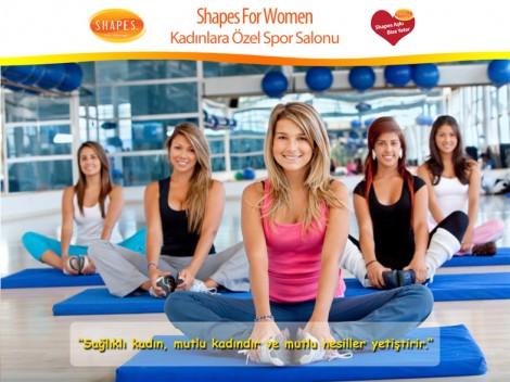 Bayanlara Özel Spor Merkezleri