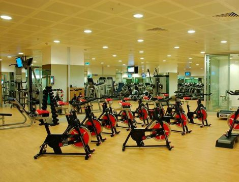 ByOfit Club Bayanlara Özel Spor Salonu