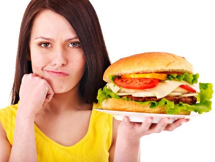Sağlıksız Beslenme Depresyon Sebebi!