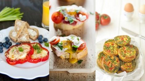 Hafta Sonu Kahvaltılarına Farklı Yumurta Tarifleri