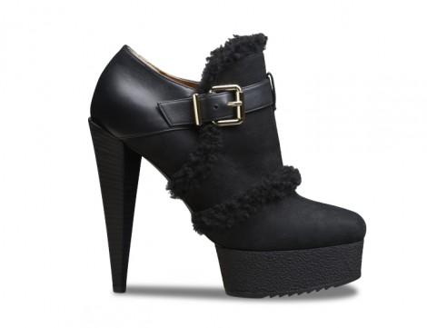 Kürk Detaylı Şık Ayakkabı Modelleri