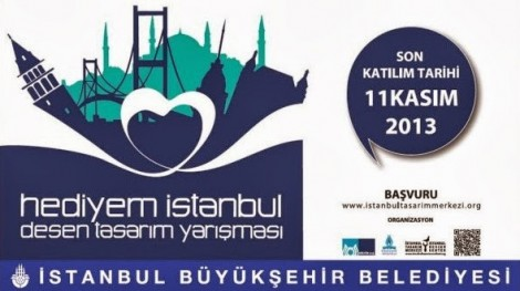 Kasım Ayı etkinlikleri Hediyem İstanbul Desen Tasarımı Yarışması