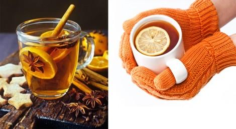 Metabolizmayı Hızlandıran Kış Çayı Tarifi