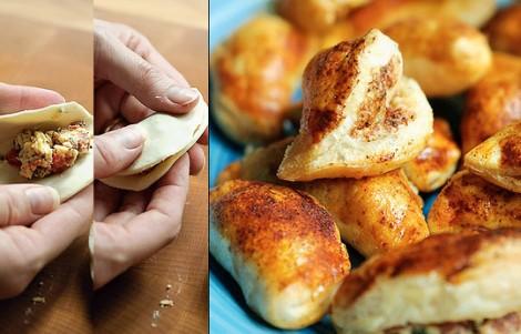 Milföy Hamuruyla Farklı Börek Tarifleri