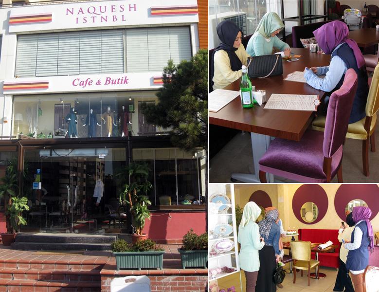 Naquesh İstanbul Taha Eser Röportaj