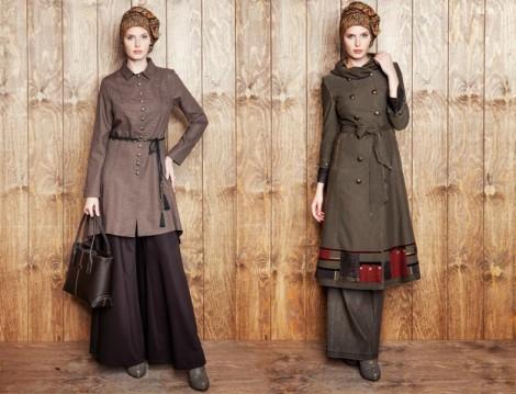 Olcay Tesettür Giyim Modelleri  2014