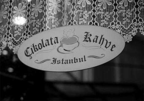 Sıcacık Bir Mutluluk Çikolata-Kahve İstanbul