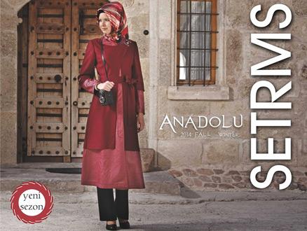 Setrms 2014 Sonbahar/Kış Eşarp Koleksiyonu – Video