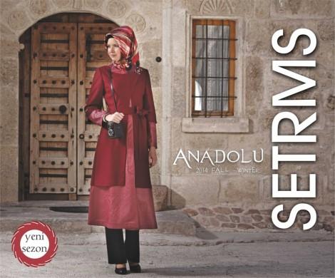 Setrms 2014 SonbaharKış Eşarp Koleksiyonu - Video