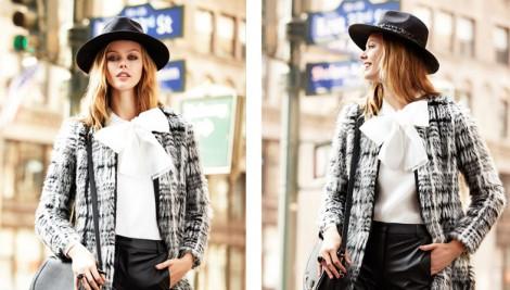 Tesettür Bluz ve Gömlek Modelleri 2014 Koton