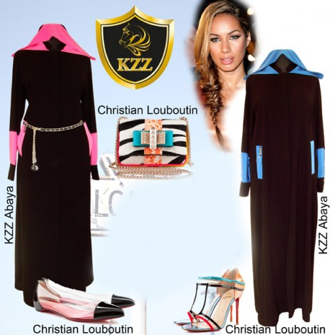 Tesettür Ferace Modelleri 2014 Kazzaz Tekstil
