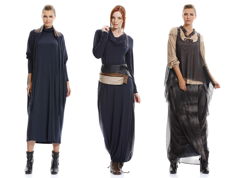 Tesettür Giyim Modelleri 2014 Mağaza Kadınca Yasemin Akat