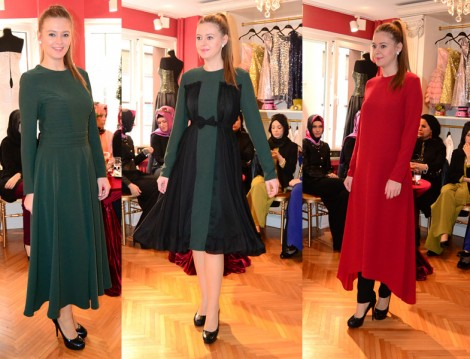 Tesettür Giyim Modelleri 2014 Nyk Couture