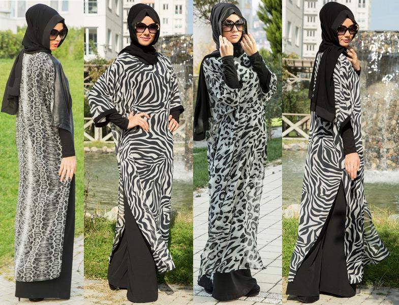 35f96c6789a40 Tesettür Giyim Uzun Tunik modelleri 2014 | Resimlerle Tesettür Giyim ...
