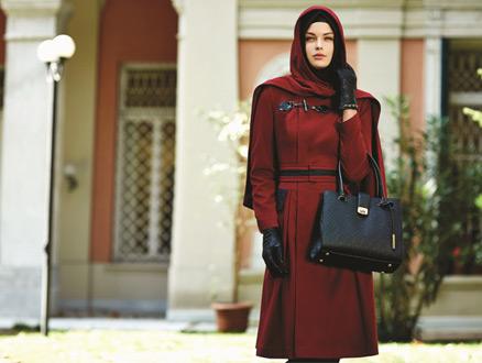 Zühre'den Soğuk Kış Günlerine Özel Pardesü  ve Kaban Modelleri